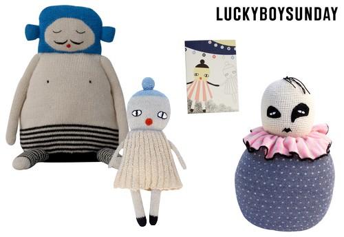 Forside-luckyboysunday-ss12