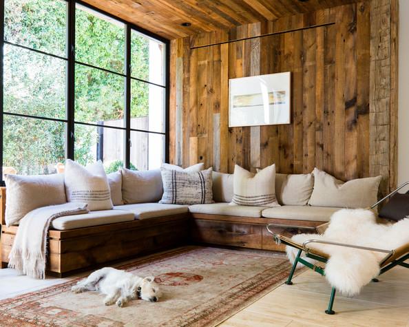 Jenni Kayne's living room