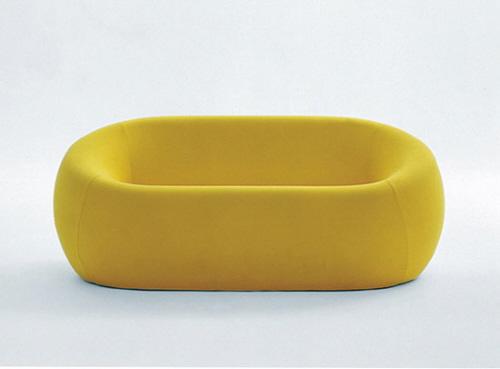 yellow furniture seating bu0026b italia yellow furniture2 yellow
