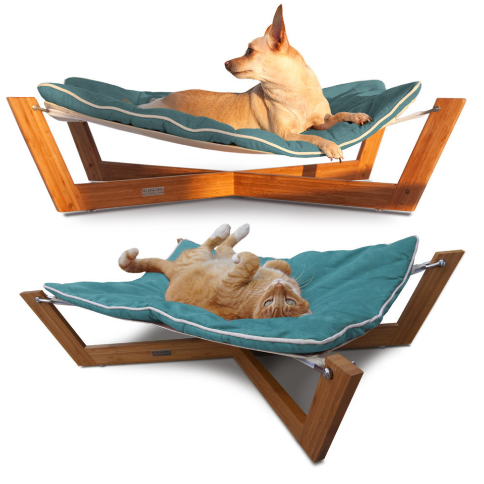 bambo hammock