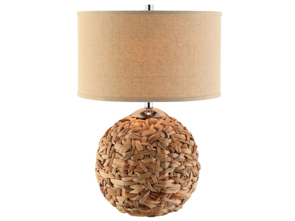 stein world parker lamp rattan