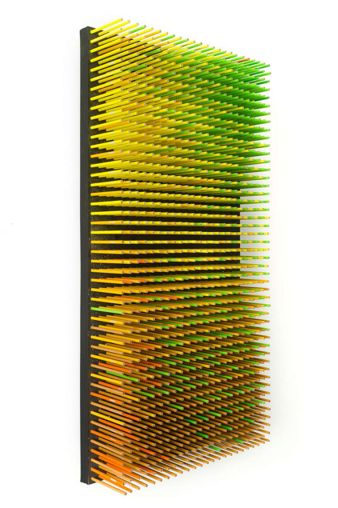 wall of pencils 2