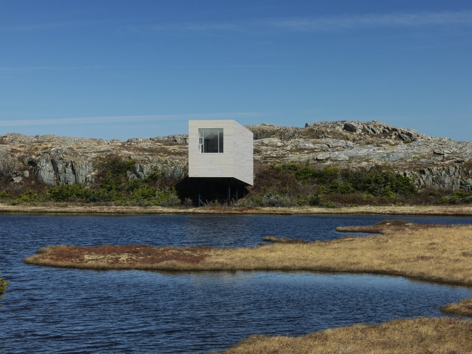 Bridge studio fogo island