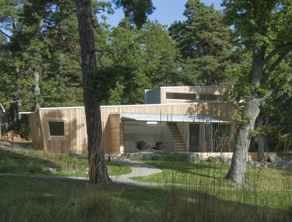 forest house 8
