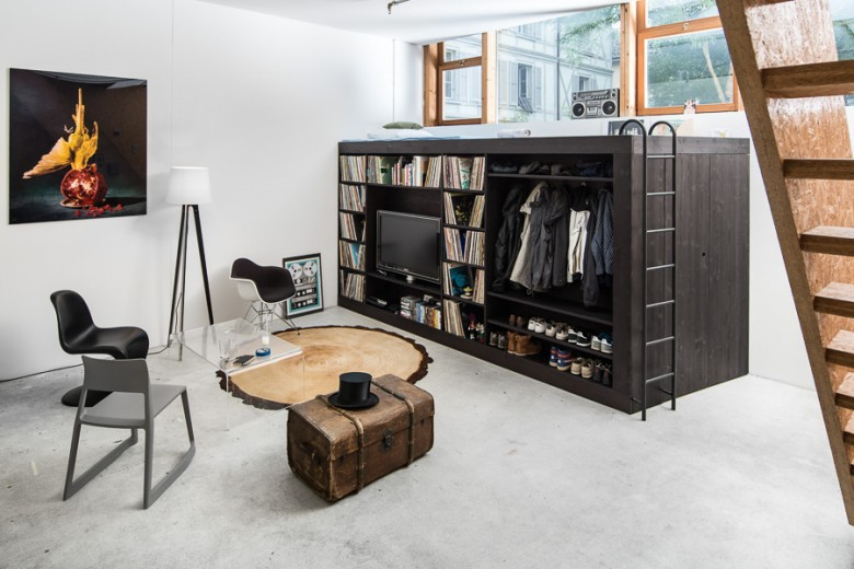 The Living Cube Multifunctional Furniture