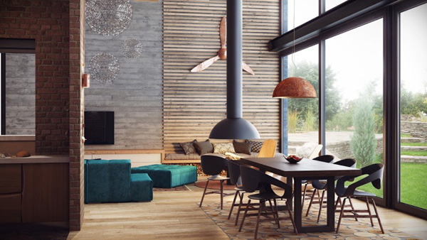 loft like home Minsk 4