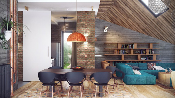 loft like home Minsk
