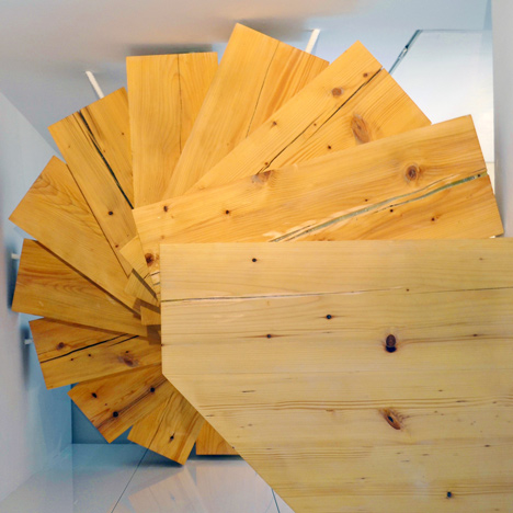 Wooden-staircase 3