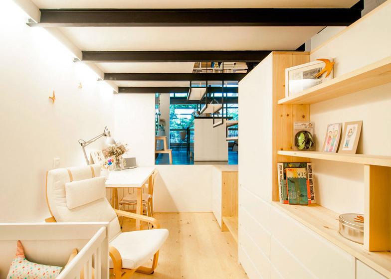 barcelona renovated apartment 4