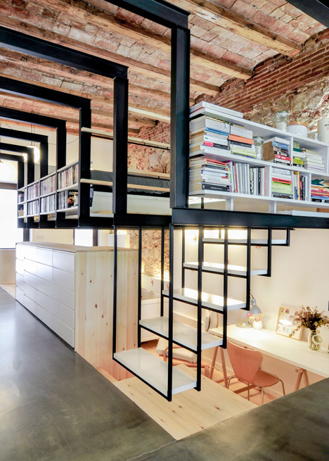 barcelona renovated apartment 7