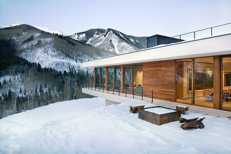 linear house aspen 2