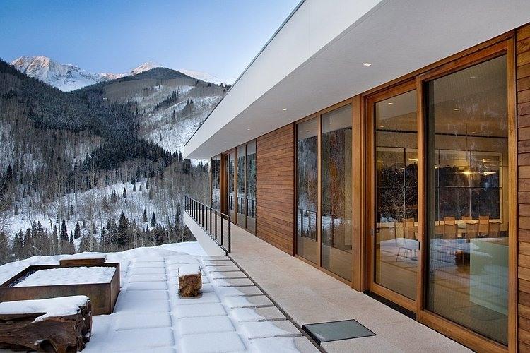 linear house aspen 3