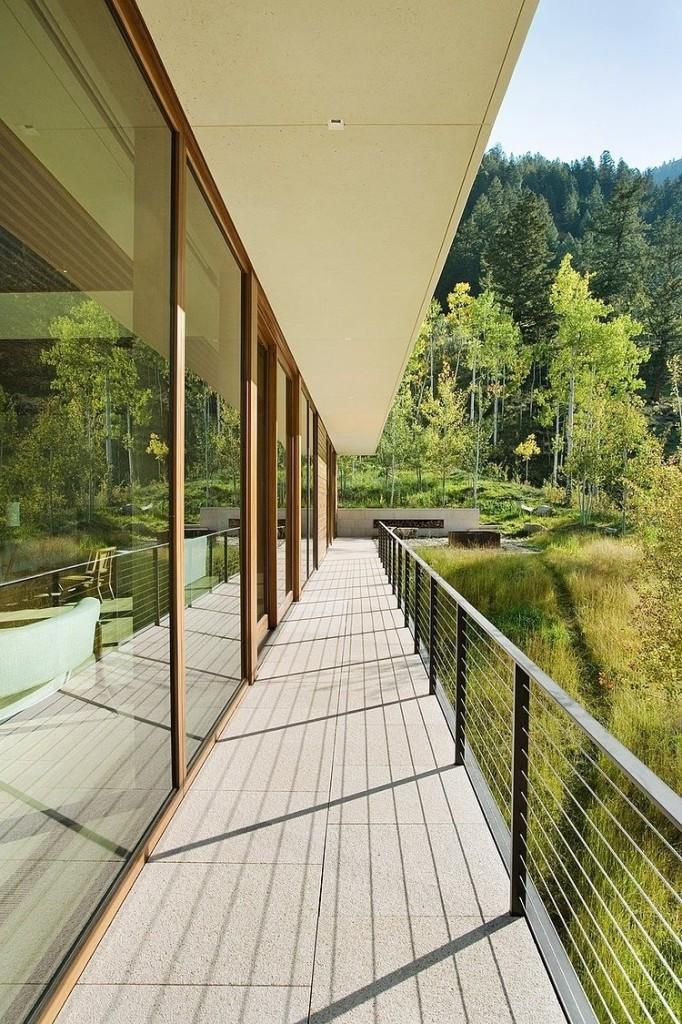 linear house aspen 5