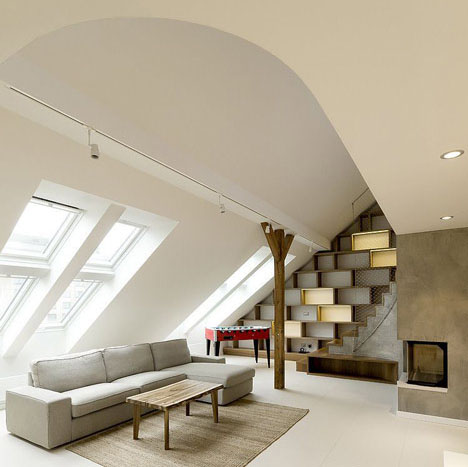 loft-curved-arch-ceiling