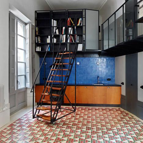 mosaic apartment 5