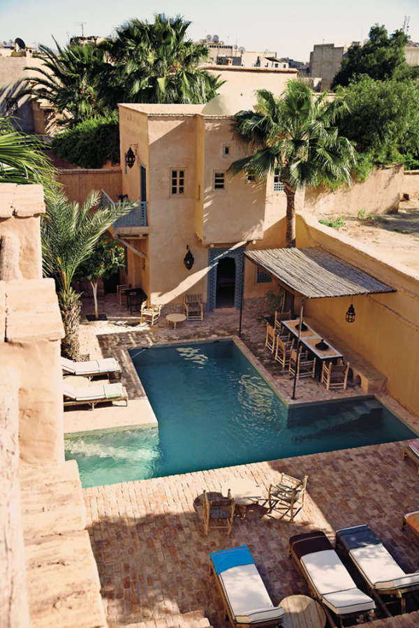 Morocco guest house 2