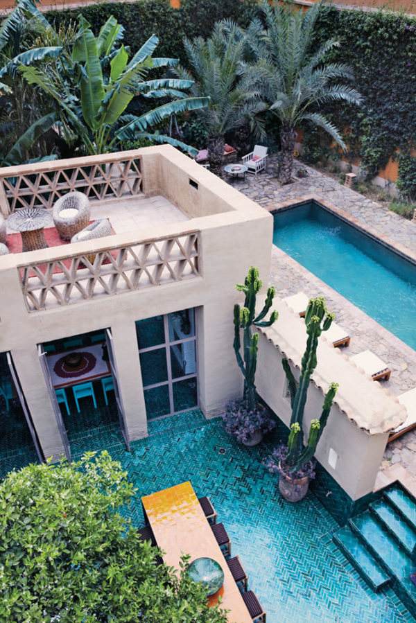 Morocco guest house 6