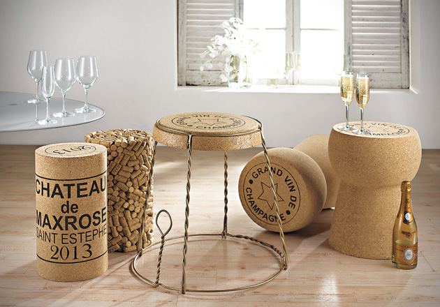 cork furniture 1