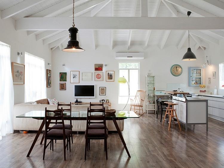 eclectic house tel aviv
