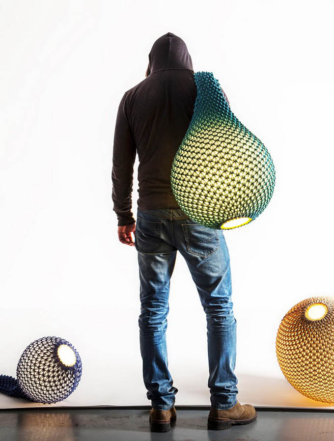 knitted lamp 7