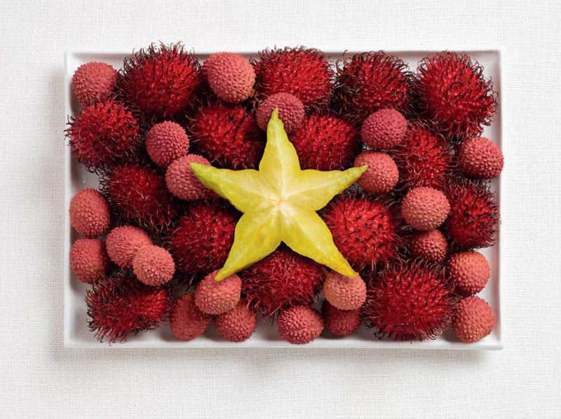 national food flag 10