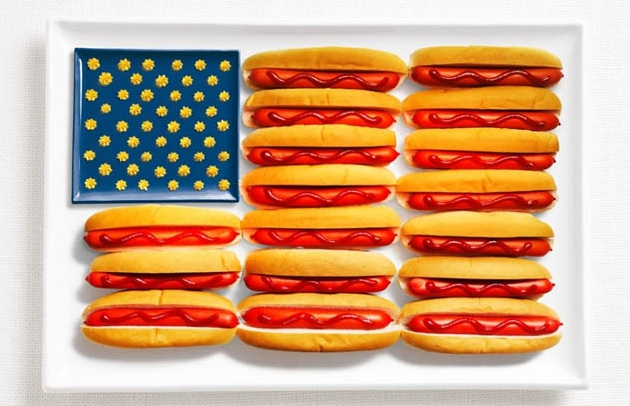 national food flag 5