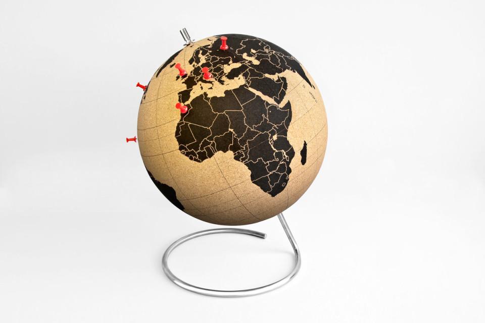cork globe 1