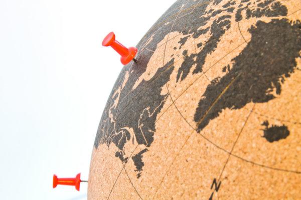 cork globe 2