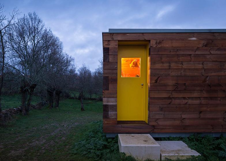 cottage modern spain 6