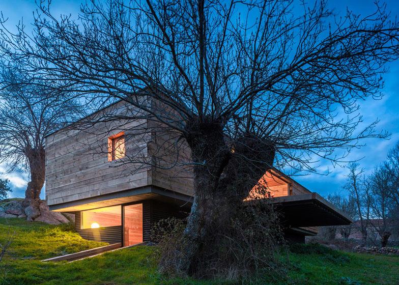 cottage modern spain 7