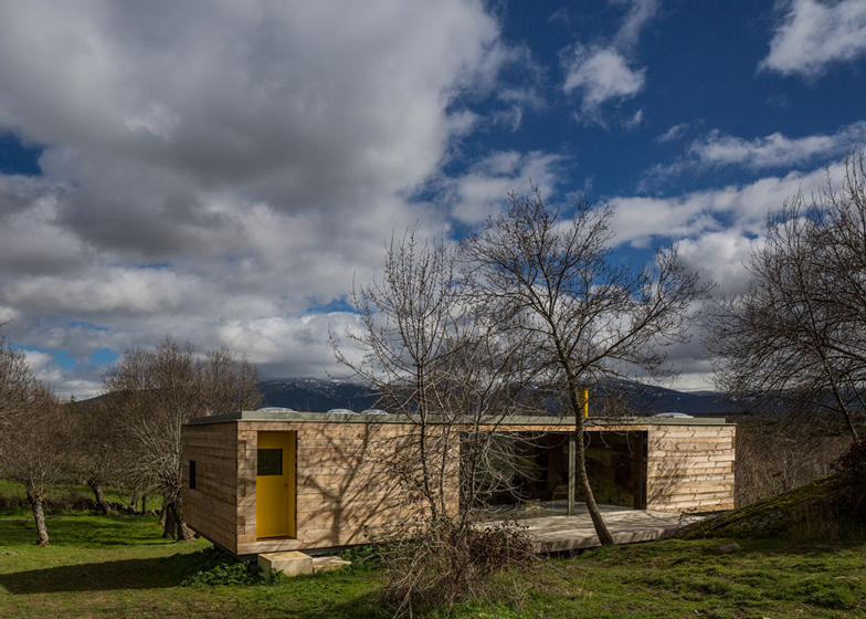 cottage modern spain 8