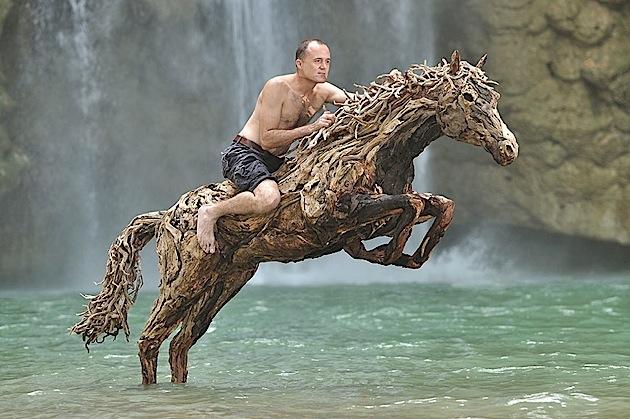 driftwood horses 3