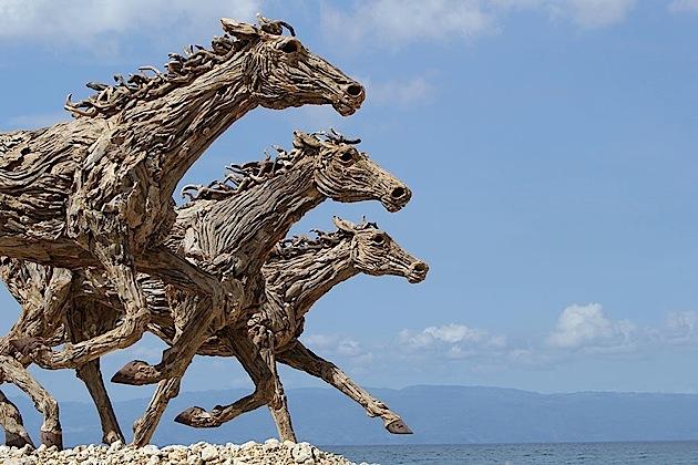 driftwood horses 6