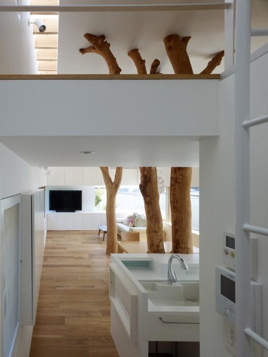 garden tree house 4