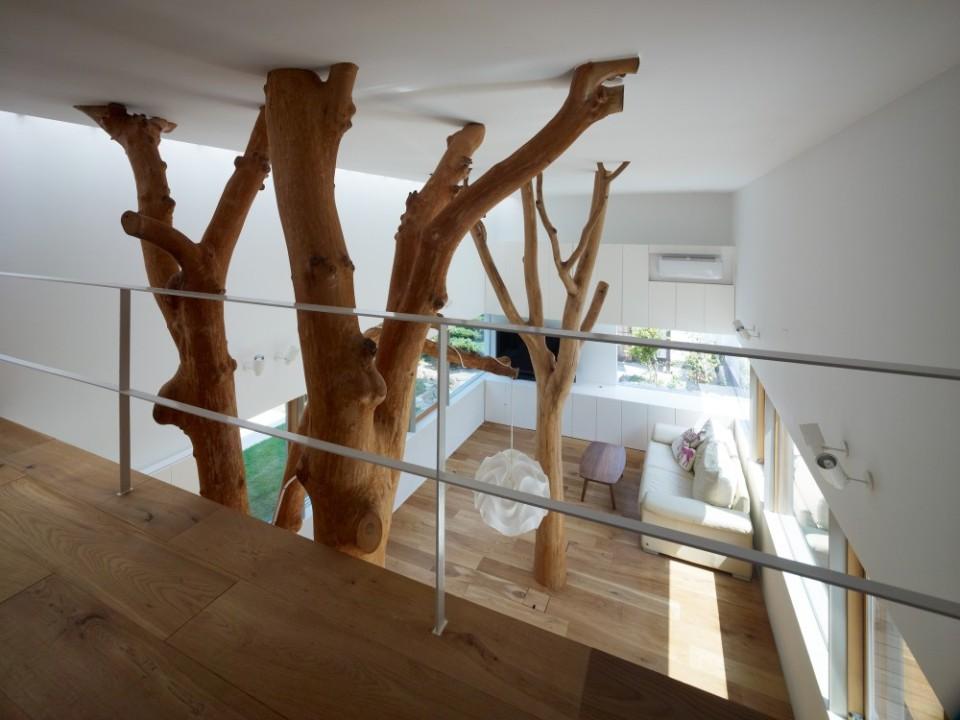 garden tree house 7
