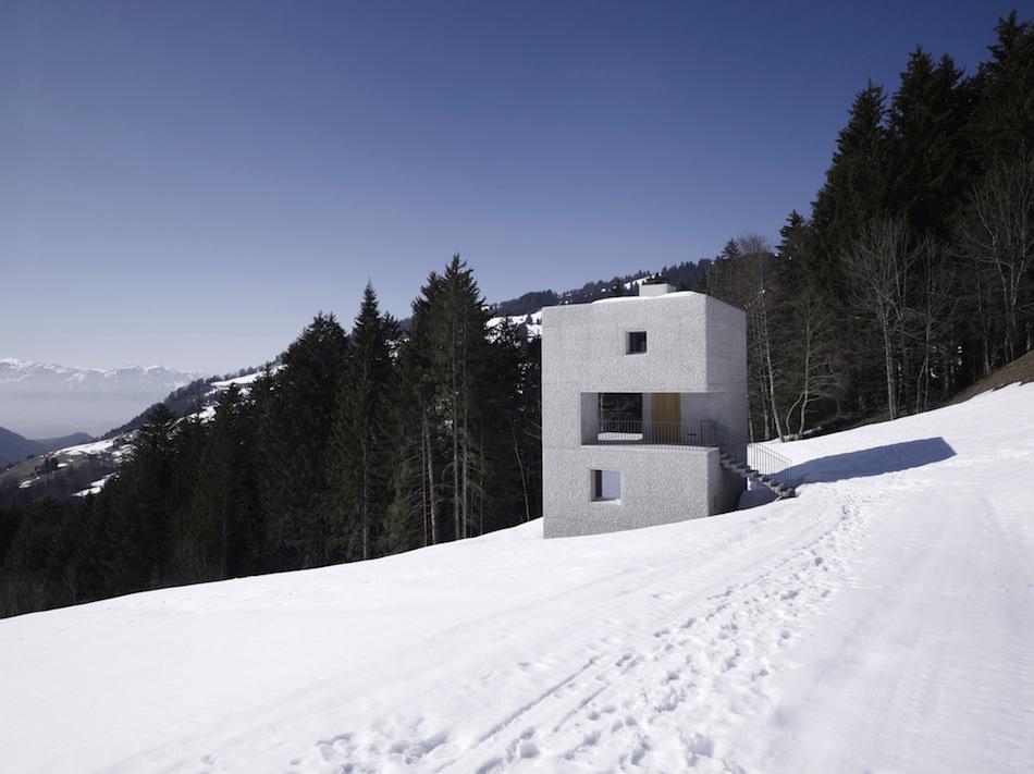 mountain cabin 1