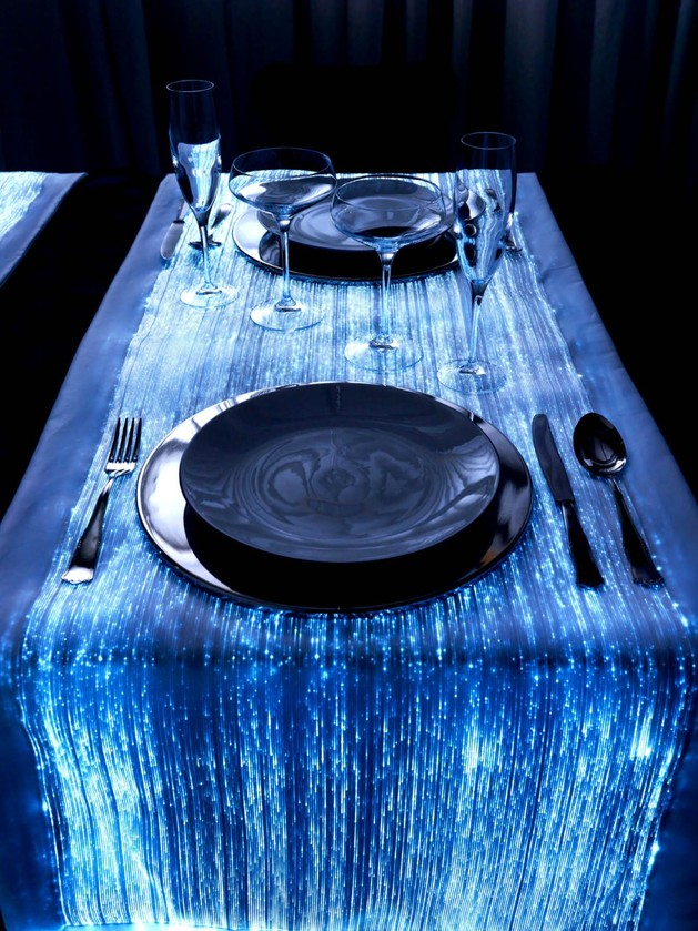 shining table decor 1