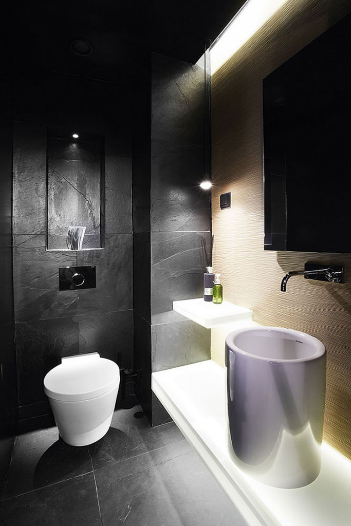 Bathroom-black