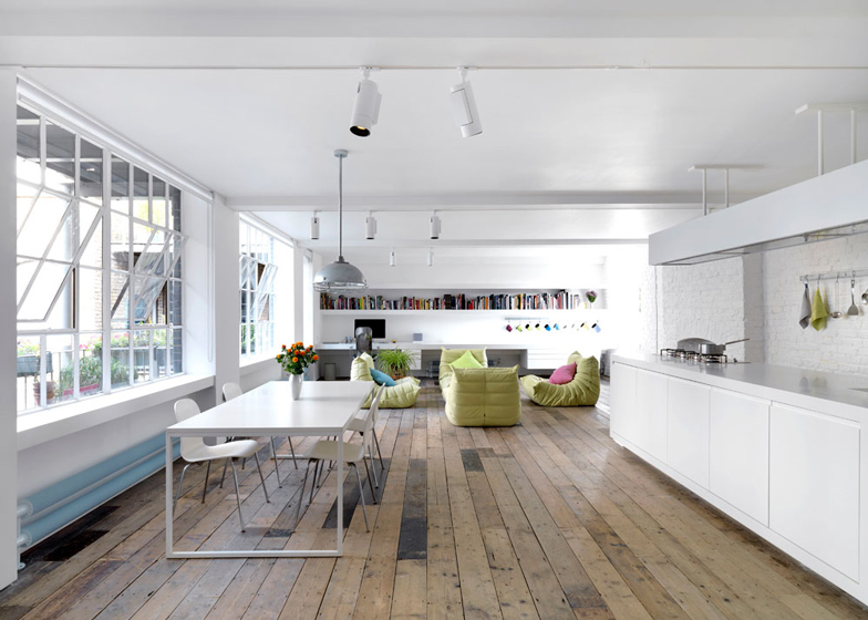 London loft 1
