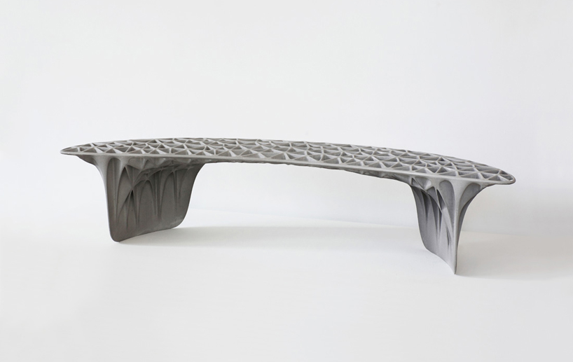 aluminium bench 3d prints 1
