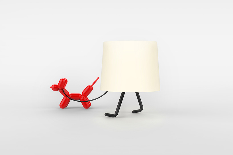 Eetkamer Lamp Design : Rising animates lamp