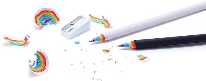 rainbow pencil 3