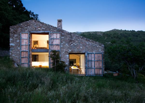 rustic spain house 2
