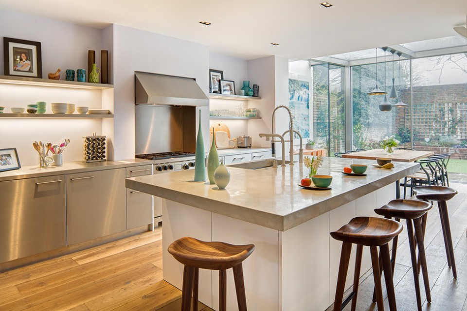 Kitchen-colours-London-house