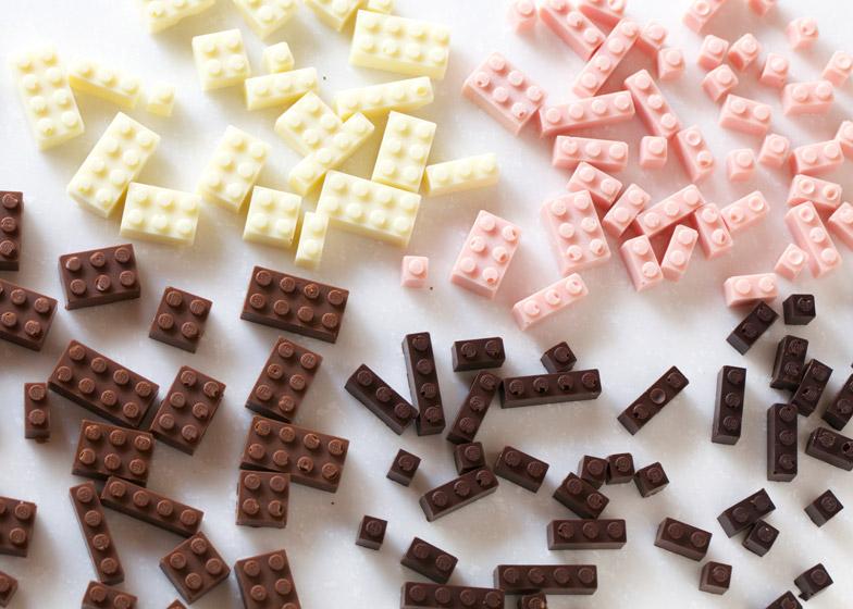 chocolate lego 1