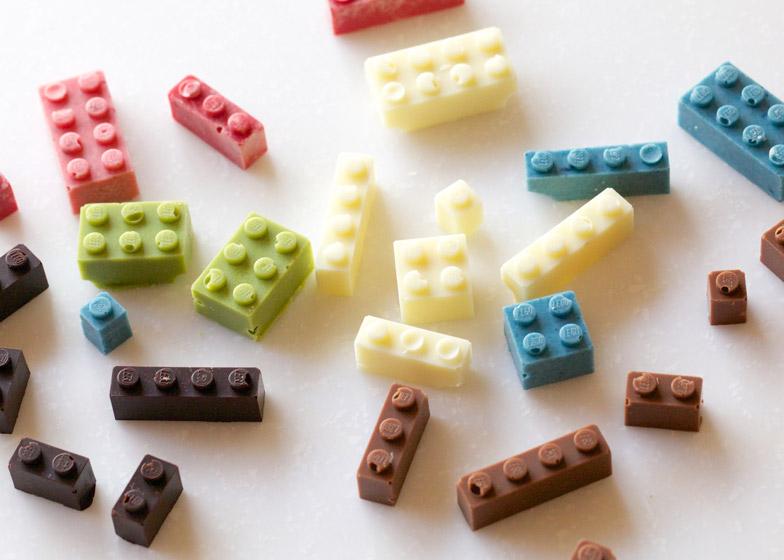chocolate lego 2