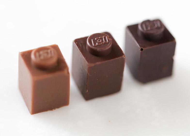 chocolate lego 4