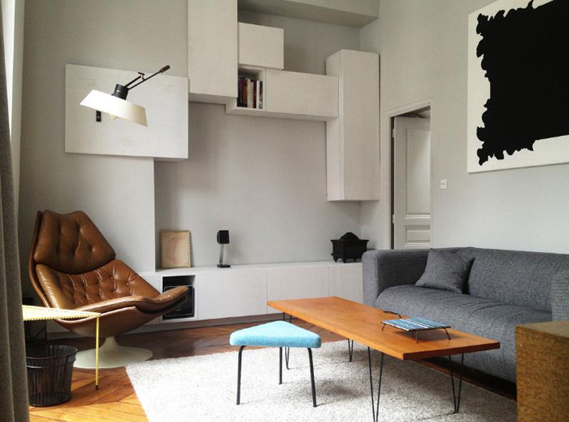 Parisian flat 2