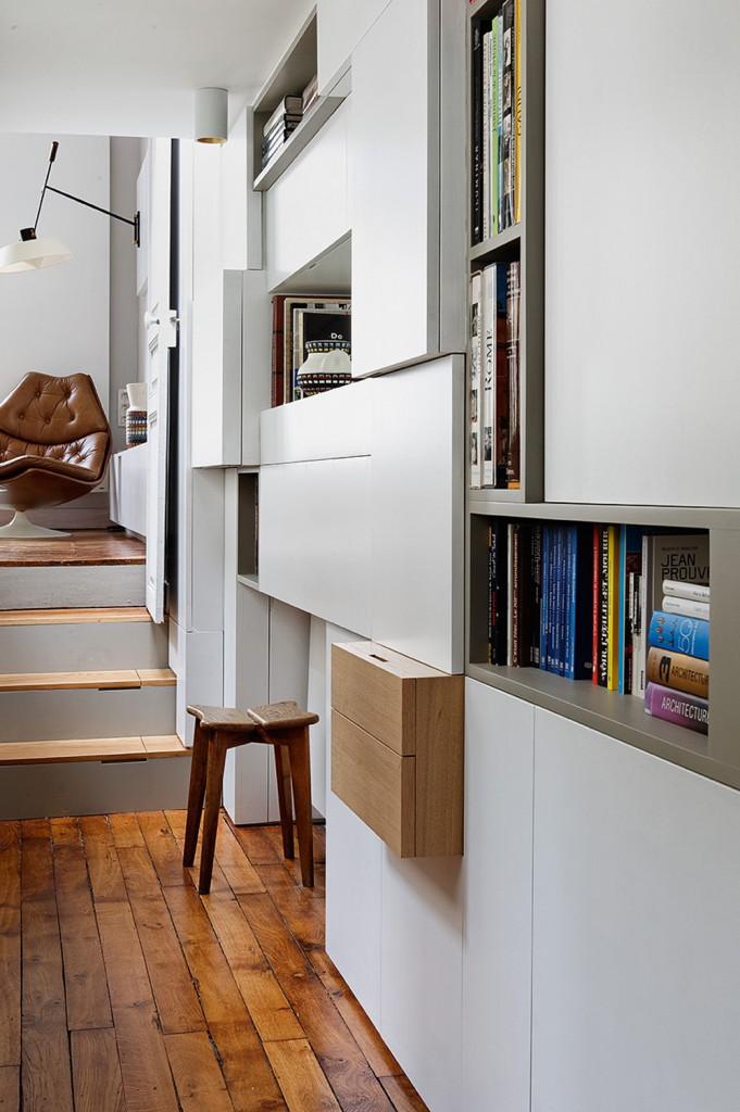Tiny apartment design for Appartement 40m2 design