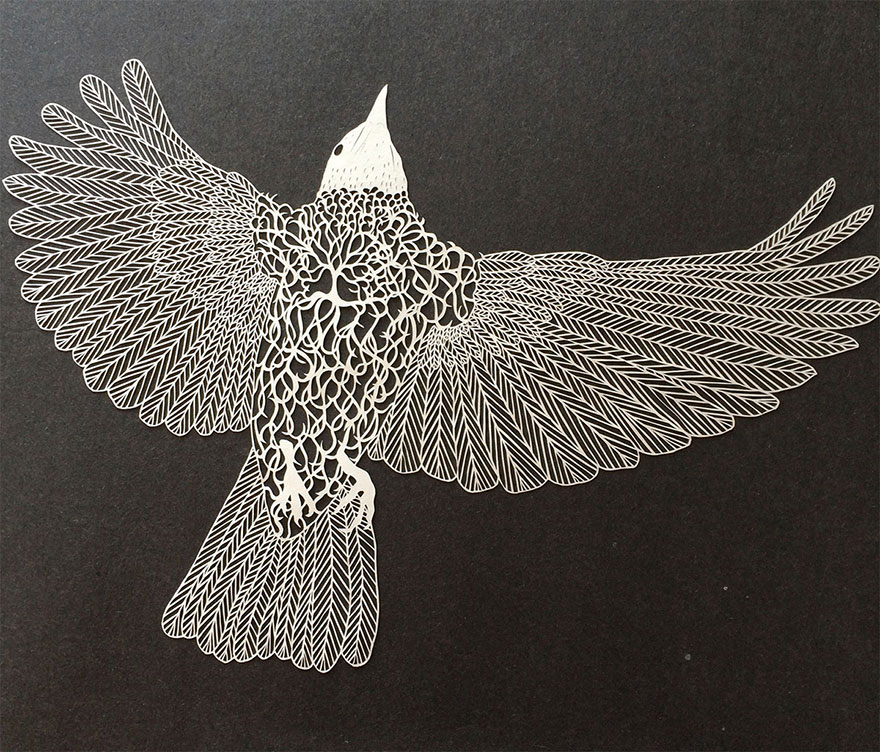 paper art 7